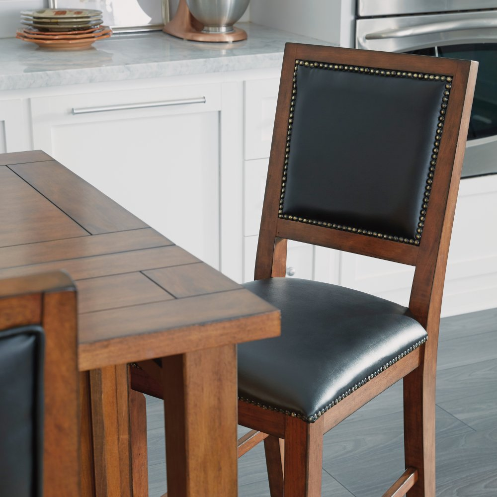 5412-948 Tahoe Kitchen Island and Counter Stools
