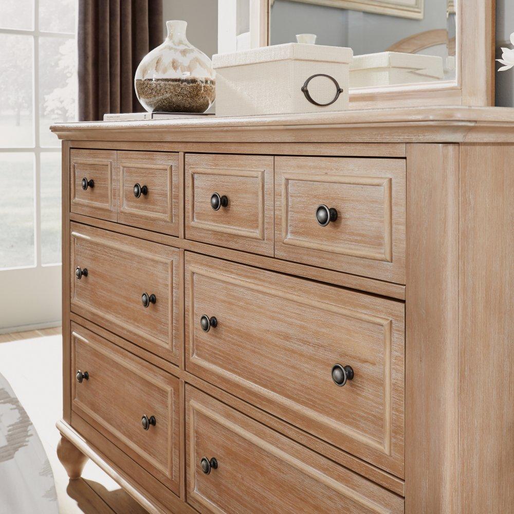 Cambridge Dresser 5170-43 shown with the Cambridge Mirror 5170-78