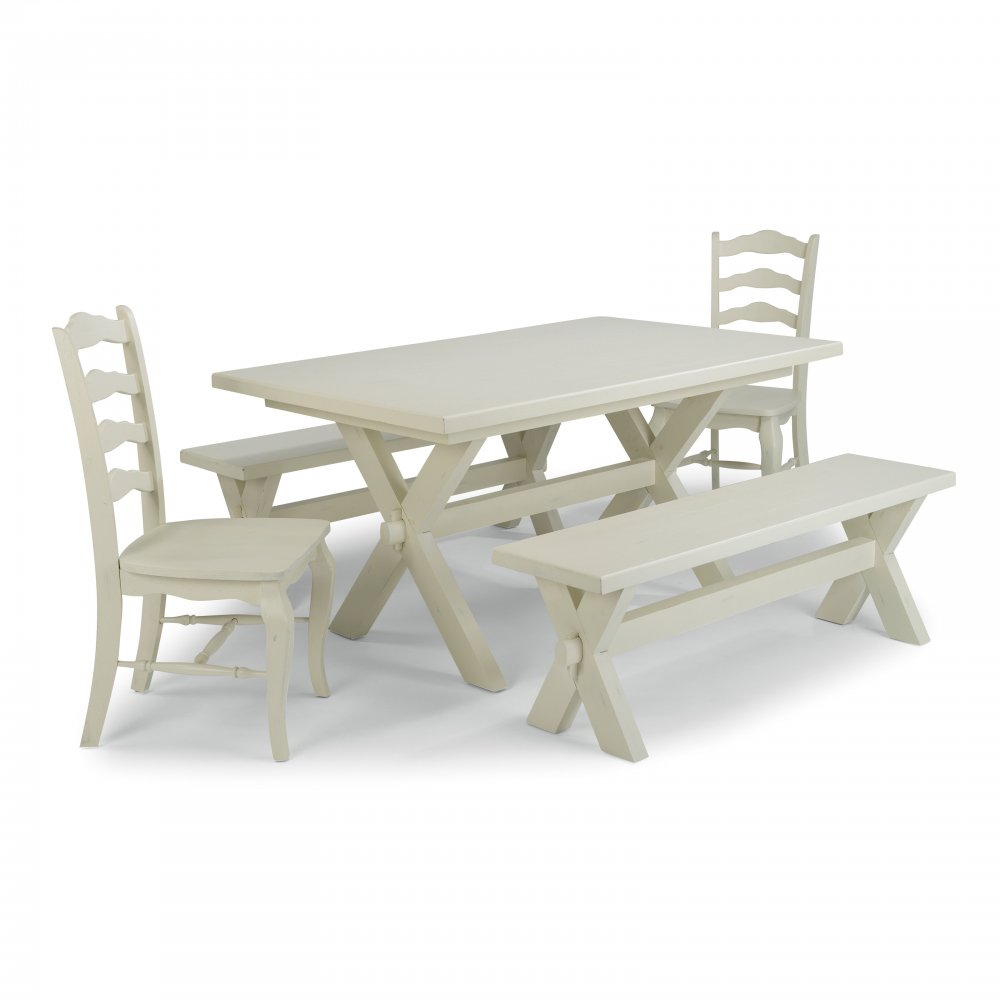 Seaside Lodge Dining Set 5523-3128