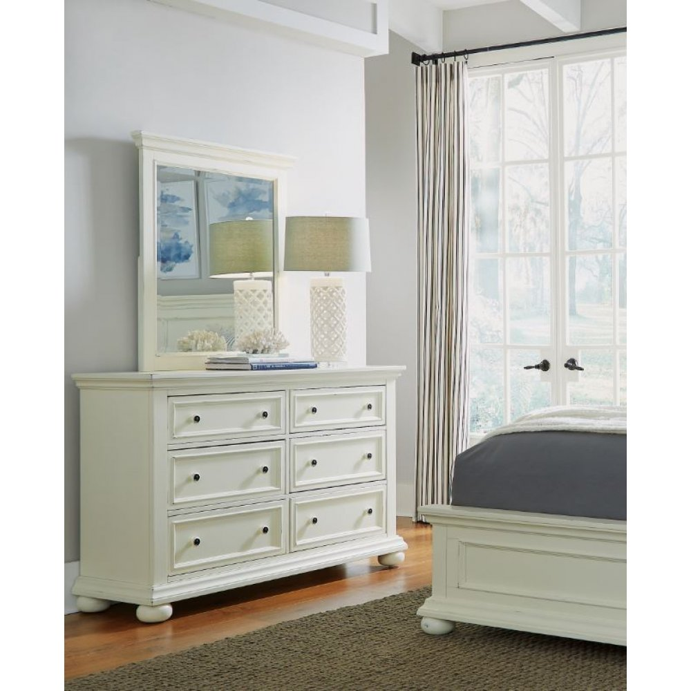 Dover Dresser with Mirror 5427-74