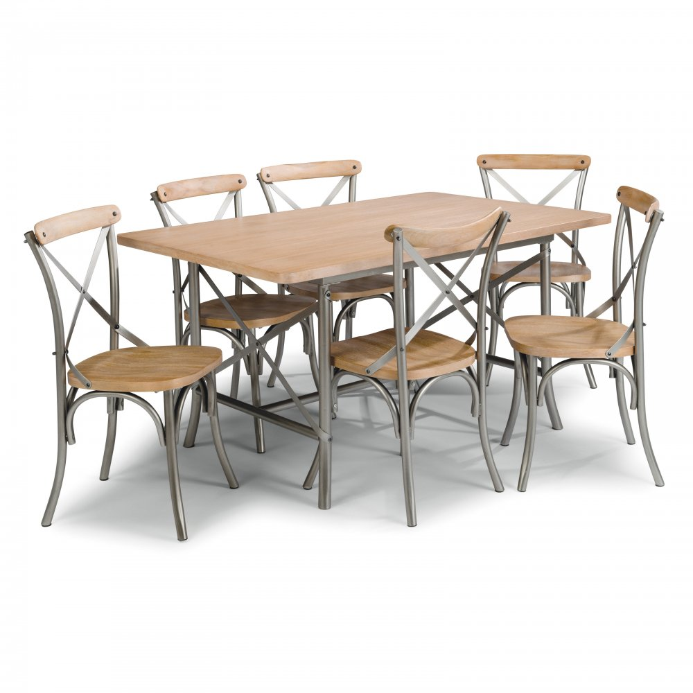French Quarter 7PC Dining Set 5064-319