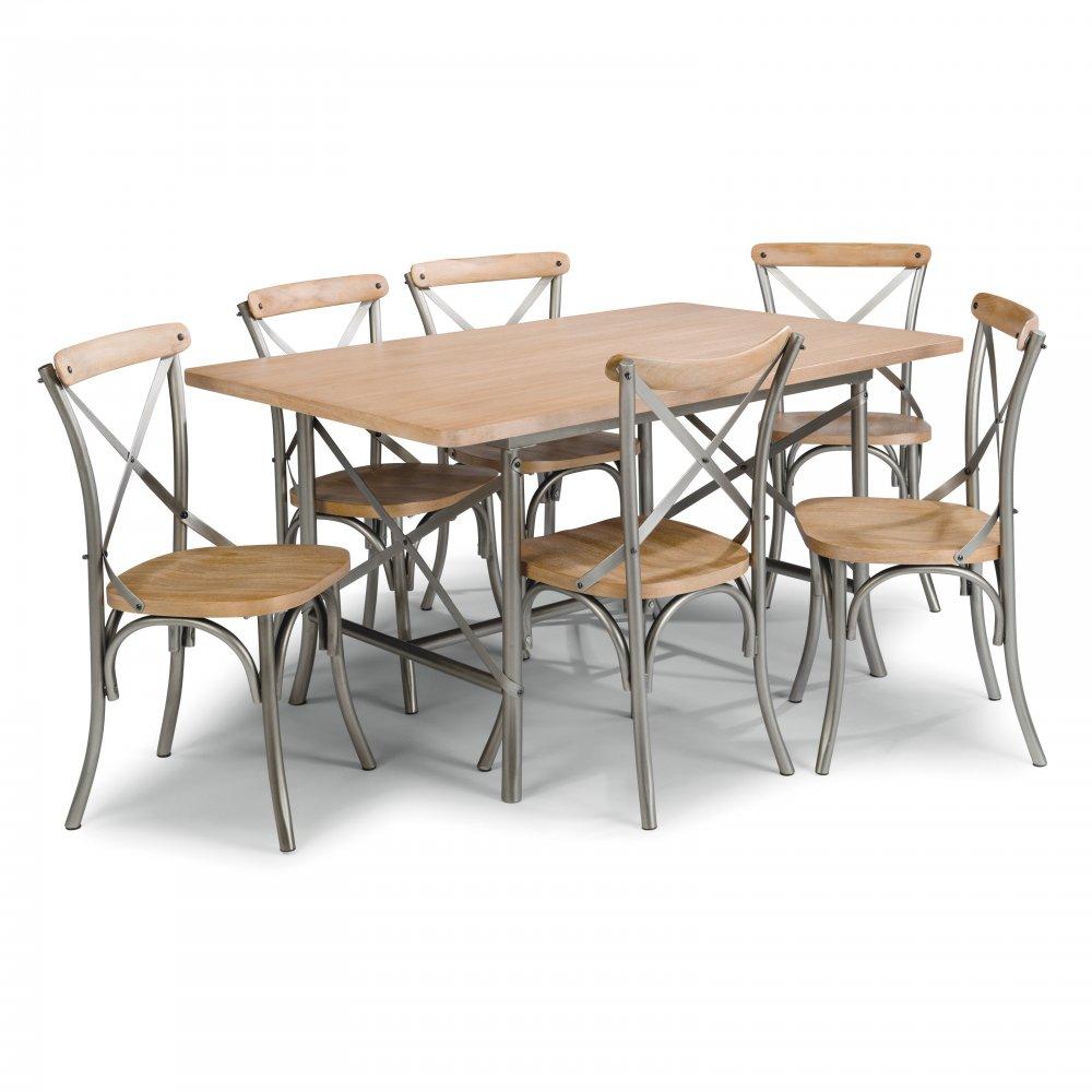 French Quarter 7PC Dining Set 5064-349