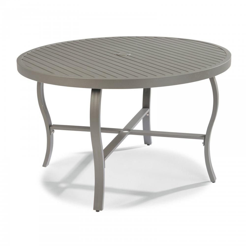 5702-32816 Daytona 48 Inch Round Outdoor Dining Table