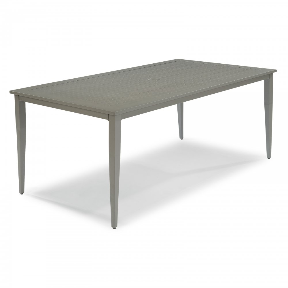 5702-31 Daytona Rectangular Outdoor Dining Table