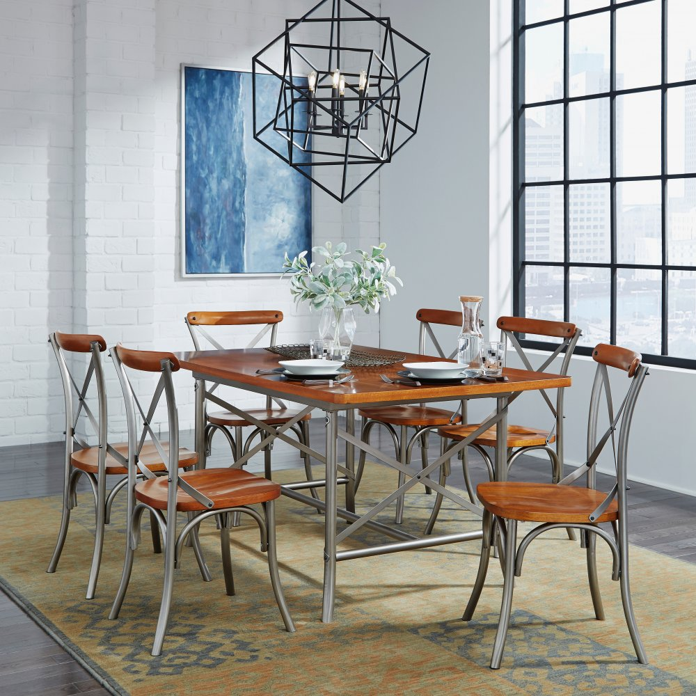 5061-802 Orleans Dining Chairs shown with 5061-31 Orleans Dining Table, Sold Separately