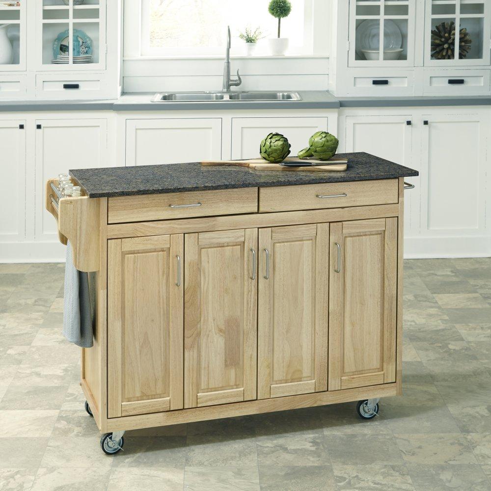 Create-a-Cart in Natural Finish 9100-10108