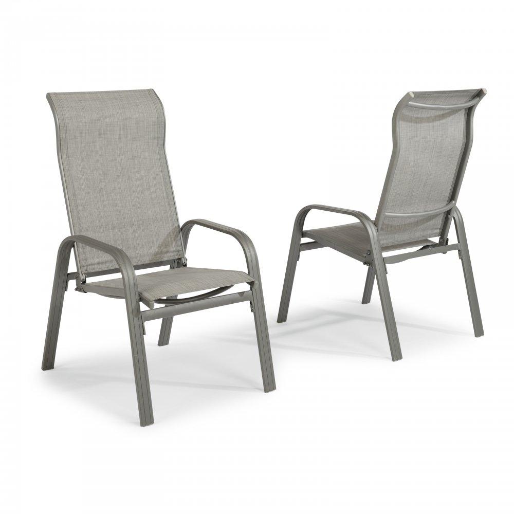 5702-812 Pair Daytona Arm Chairs